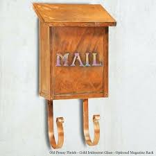 vertical wall mount mailbox. Fence Mounted Mailbox 1 Mail Classic Mount Mounting  Bracket . Vertical Wall