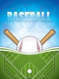 Baseball Brochure Template Baseball Brochure Template Design Vector Illustration