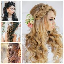 Prom Hair Style Up wedding half up half down hairstyles for 2016 haircuts 8291 by wearticles.com