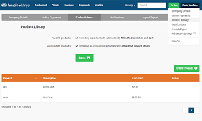 Logic Invoice 10 Free Best Open Source Billing And Invoice Software