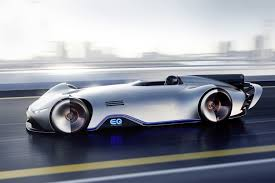 Craziest Car Designs The 10 Wildest Concept Cars Introduced In 2018 Digital Trends