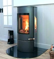 cleaning wood stove glass for ii side burning clean chimney