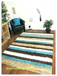 chocolate brown rugs blue and rug area orange fluffy large size of