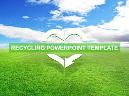 Free Recycling Template