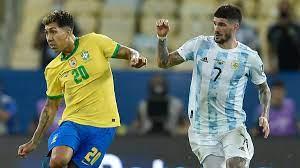 البرازيل ضد الأرجنتين تصبح اختبارا لحضور الجمهور في الملعب، 12.000 مشجع  سيكونون حاضرين