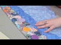 How to finish a Hexagon Quilt by Nancy Adamek (taster video) - YouTube & How to finish a Hexagon Quilt by Nancy Adamek (taster video) Adamdwight.com