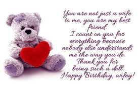Birthday Quotes For Wife Beauteous Birthday Quotes For Wife Quotes Pinterest Poem