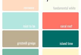 2020 dream home paint colors