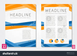 vector flyer poster leaflet annual report stock vector 330758246 vector flyer poster leaflet annual report design template sample text layout