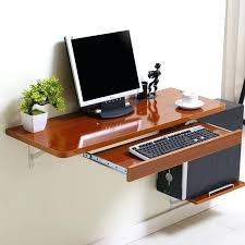 wall mounted computer desk wall mounted com desk fresh best floating desk ideas desk wall mounted computer table designs