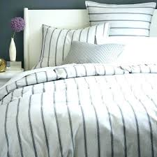 gray striped duvet cover pinstripe covers bedding blue stripe queen grey and white uk
