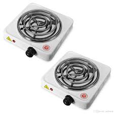 outdoor 1000w electric stove hot plate burner travel cooking appliances portable warmer tea coffee heater for2 3 person heater electric stove hot plate