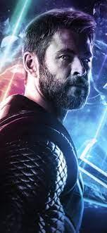 1125x2436 Thor Avengers Endgame 4k New ...