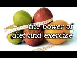 Diet And Excercise The Power Of Diet And Exercise Youtube