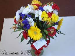 sunshine in a vase in Fulton, NY | Claudette's Flowers and Gifts