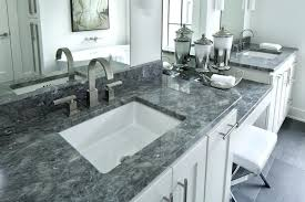 bathroom countertops with sink ceramic tile