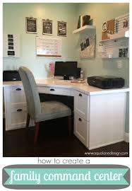 20 Fabulous Command Centers Home Office Decor Craft Room Office Work Space Decor