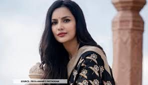 Priya Anand's birthday: 5 times the 'Fukrey' actor looked ravishing in a  saree