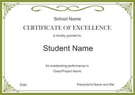 Online Certificates Free Free Online Printable Award Certificate Of Appreciation Attendance