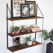 metal and wood wall shelves amazing thefunkypixel com decorating ideas 3