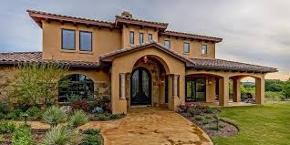 Attractive Spanish Style Exterior Paint Colors Most Popular In 2018