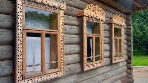 Cabin Windows dacha house in russia 8746 by uwakikaiketsu.us