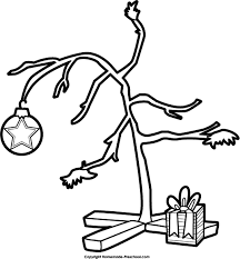 bare apple tree clipart. christmas tree black and white free clipart 6 bare apple p