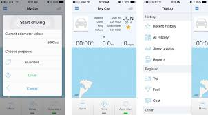 Best Mileage Tracking Apps For Iphone Mileage Log Auto