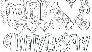 happy anniversary coloring pages. Interesting Happy Coloring Pages For Wedding Anniversary Great  Happy   On Happy Anniversary Coloring Pages N