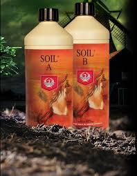 h g soil a b 1litre base nutrient