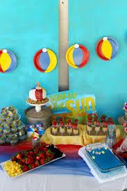 Beach Ball Decoration Ideas Beach Balls Decorations Super cute for a beach themed shower or 27