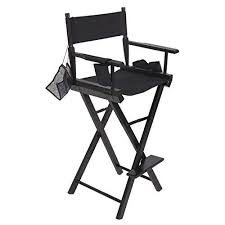 amazon professional makeup artist directors chair light weight foldable new home kitchen