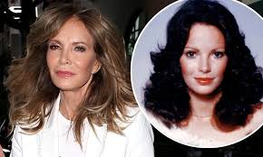 Charlie's Angels vet Jaclyn Smith, 73, looks youthful as she makes dinner  outing in Beverly Hills   Daily Mail Online