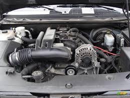 2007 Chevrolet TrailBlazer SS 4x4 6.0 Liter OHV 16-Valve Vortec V8 ...