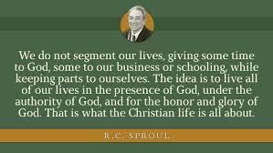 Gods Will Quotes Enchanting In Memory Of RC Sproul 48 Quotes On The Glory Of God LogosTalk