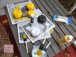Painted Minion Pumpkins The Art Of Random Willy Nillyness Despicable Me Mini Minion Pumpkins