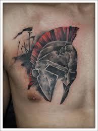 Gladiator Mask Tattoo Hledat Googlem Spartan Tetování A Fonty