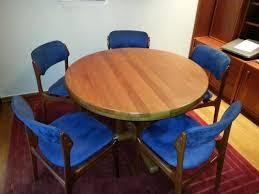 scandinavian teak dining room furniture 8 esszimmerstühle von erik buck tisch danish design dining chairs