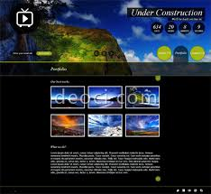 Small Picture Holiday Travel Homepage CSS web templates design free