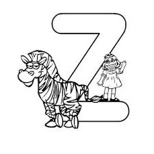 Small Picture Abc Coloring Pages Sesame Street Page Acqbbgdi adult