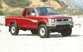 All Toyota Models » 1994 toyota pickup dx 1994 Toyota : 1994 ...