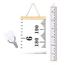 Amazon Com Lvcky Kids Growth Chart Bingolar Children Height