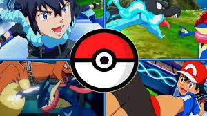 ASH VS ALAIN | Pokemon XYZ Episode 38