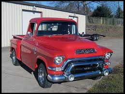 1955 GMC Pickup for sale by Mecum Auction | More hot cars ...