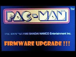 Numskull's 1/4 scale Pacman <b>Arcade</b> Cabinet Firmware 1.3.0 ...