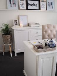 home office reveal kirsten and co s home office reveal featuring liatorp desk from ikea