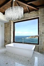 bathroom crystal chandelier master bathroom crystal chandelier