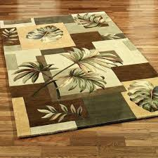 palm tree area rugs large size of border
