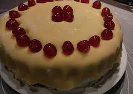 Znalezione obrazy dla zapytania tort z kartoflanej mąki