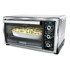 black convection oven with dual position rack slots and decker countertop 6 slice toaster manual black and rotisserie convection toaster oven